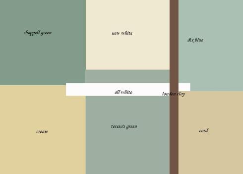 paint colors 3