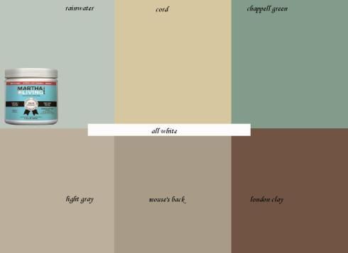 paint colors 4